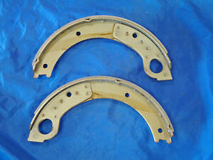600 660 641 601 800 841 840 801 900 901 2000 4000 Ford Tractor Brake Shoe Set