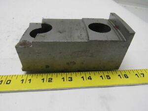 Daco Lathe Chuck Top Jaws Size 15 36 Lot Of 3