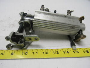 Pneumatic Air Clamping Cylinder 2 3 4 Stroke 1 1 2 Bore Double End