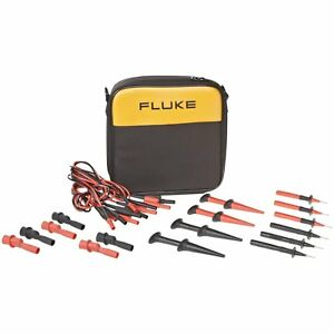 New Fluke 700tlk Process Calibration Deluxe Test Lead Kit Us Authorized Dealer