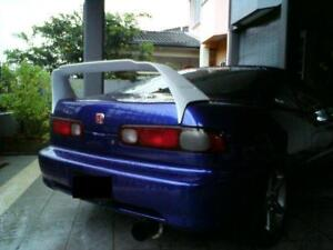 Jdm Integra Dc2 Dc 94 01 Mugen Spoiler Wing Itr Type R Coupe 2dr B18c