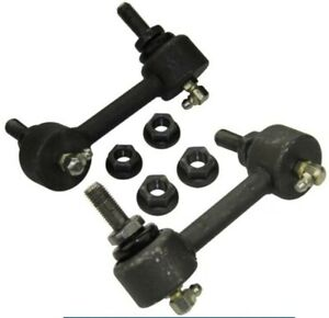 Moog 2 Front Sway Bar Links Front Pair For Infiniti I30 Nissan Maxima 2000 03