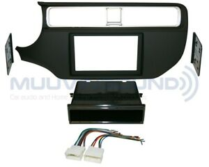 Radio Stereo Mounting Installation Dash Kit Combo Sd dd Wire Harness K54