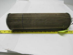 Pall Hac6265fup13h Pleated Reinforced Core Hydraulic Filter Element Spring Seat