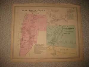 Antique Warehouse Point Broad Brook East Windsor Hartford County Connecticut Map