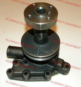 Sba145016071 Water Pump W Pully For Ford New Holland Tractor 1500 1700 1900