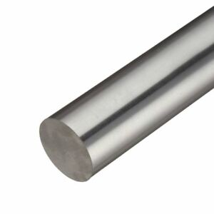 304 Stainless Steel Round Bar Diameter 2 000 2 Inch Length 7 1 4 Inches