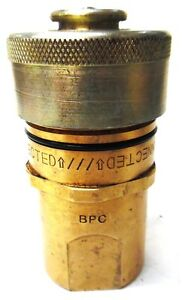Unknown Brand Hydraulic Coupling Bpc 1 1 4