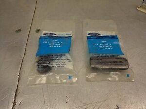 Ford Oem Nos E92z 6150384 B Sunroof Hinge Retainer Retainers Probe 89 92 2 Pcs
