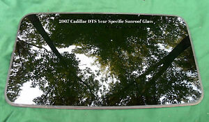 2007 Cadillac Dts Year Specific Sunroof Glass Oem Factory Free Shipping