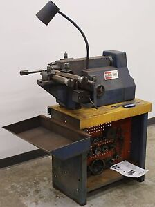 Ammco 1000 Disc Drum Brake Lathe Loaded W Tooling 274 Adapters
