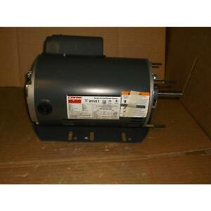 Dayton 1 3hp Direct Drive Blower Motor Single Shaft Rpm 860 1 speed
