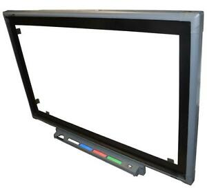 Smart Board Pa365 Interactive White Board 72 X 56 X 21 Sold As Is