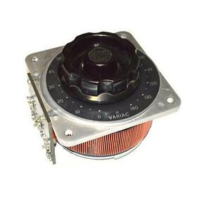 General Radio W20 Variac 0 140 Vac