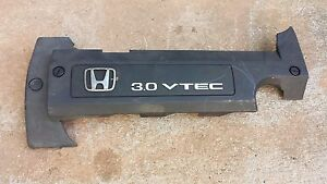 2001 2002 Honda Accord 3 0l Engine Cover Trim Vtec Oem