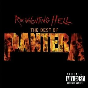 Pantera Reinventing Hell Best of Pantera New CD $11.41