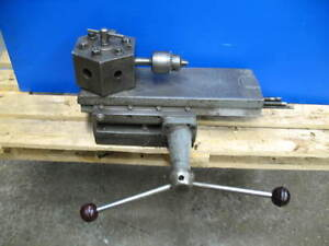 6 Station Lathe Turret Approx 11 Swing 3 5 8 Bore 2 3 4 Bore 1 1
