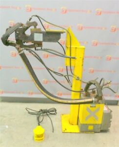 Roman Spot Welder Tr 55ax Phase 1 Welding Machine Transformer A 120 Kva 440v