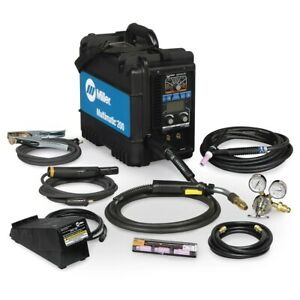 Miller Multimatic 200 Mig stick Welder With Tig Kit 951649