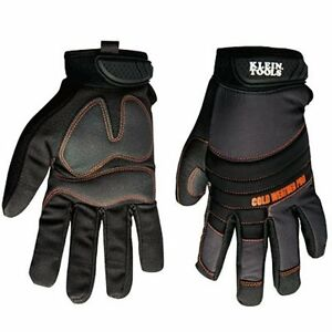Klein Tools 40211 Journeyman Cold Weather Pro Gloves Medium