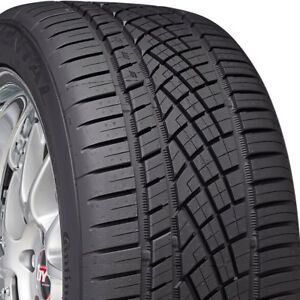 2 New 285 35 19 Continental Extreme Contact Dws06 35r R19 Tires 32244