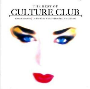 Culture Club Best of New CD $7.69
