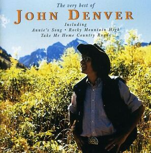 John Denver Very Best of New CD $8.62