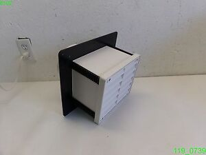 Case Of 4 Xvent Box Br Series 6 Pipe 8 X 8 3 4 Exhaust Vent Model 6seb br