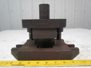 Danly Precision Punch Press 2 Post Die Set Parts Repaired