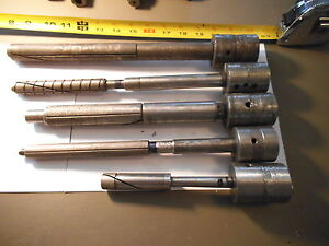 Lot Of 5 Diamond Honing Tools Mixed Sizes All Have Been Used Lot 1