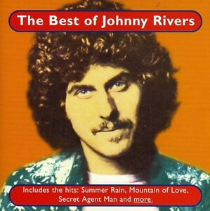 Johnny Rivers Best of New CD Australia Import $13.23