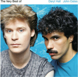 Hall amp; Oates The Very Best Of Daryl Hall and John Oates New CD $10.64