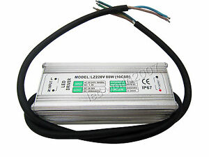 80w High Power Led Driver Constant Current Power Supply Dc 30v 36v 2400ma