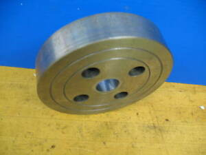 Tsudakoma Indexer Rotary Table Face Plate 175mm
