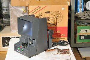 goko g 500 movie editor viewer for super 8