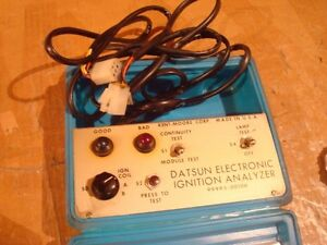 Kent Moore Datsun Electronic Ignition Analyzer Dp51