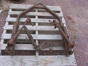International Ih Farmall Tractor Fast Hitch 400 450 460 560 706 806 1206