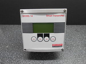 Broadley Technologies Model 14 Ph Smart Transmitter