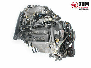 98 02 Honda Accord 2 3l Sohc 4 Cyl Vtec Engine Automatic Transmission Jdm F23a