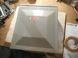 Cutler Hammer Rainproof Enclosure Type 3r Br816l125rp New Without Box