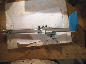 Fowler Stainless 12 Height Gage Gage Tool Machinist Toolmaker Used