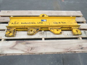Alloy Sling Chain 8 Ton Lifting Beam 51 16000 Lb Spreader Bar