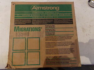 Armstrong Migrations 12 X 12 X 1 8 Biobased Commercial Tile T3500 45pc New