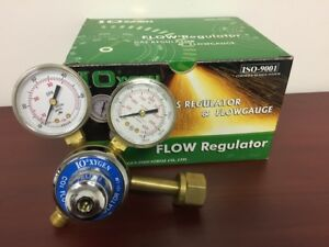 Ioxygen Flowgauge Regulator Co2 Cga320 101 50cf cd