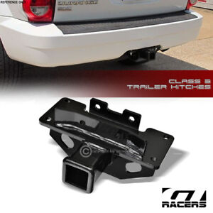 For 2004 2009 Durango 07 Aspen Class 3 Trailer Hitch Receiver Rear Bumper Tow 2