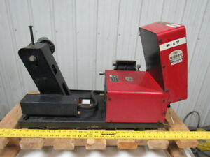 Lincoln Electric Ln 10 K1559 3 Wire Feed Welder Bench Model W reel 42v