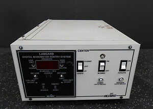 Nuaire Labgard 407 500 Digital Manometer Sentry System