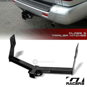 Class 3 Trailer Hitch Receiver Rear Bumper Tow 2 For 1996 2004 Pathfinder Qx4