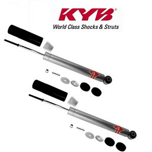 For Acura Rdx 2013 2015 Pair Set Of 2 Rear Shock Absorbers Kyb Gas a just 554406