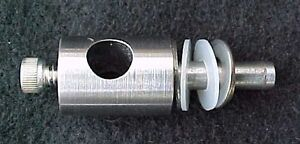 Hot Rod Tri Power Carb Linkage Swivel Pin Cl 37 Rochester 2g